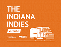The Indiana Indies - Branding