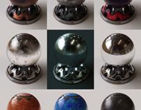 Shader Balls