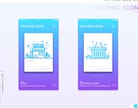 Default page graphic design