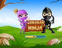 Soroban Ninja Mobile Game