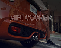 Mini Cooper Design Concept