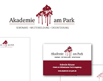 Corporate Design // Akademie am Park