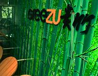 Greezu bamboo showroom