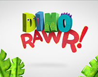 """Dino-RAWR"" Land Before Time Premiere Campaign"