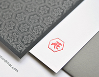 Alex Erkiletian Letterpress Stationery