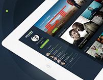 Amazon Prime Platform Design