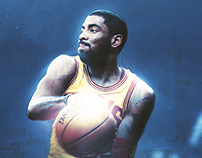 "Kyrie Irving ""New Heights"""