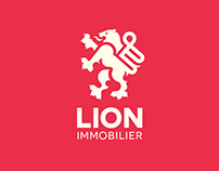 Lion Immobilier - Branding