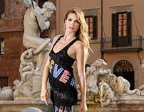 Pinko - fever dream dress