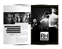 Behind The Curtain Magazine