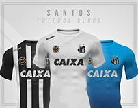 Santos F.C. Kit Concept on Behance e7296f69b