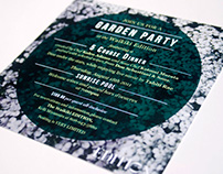 Invitation/Flyer - Waikiki Edition Party
