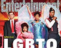 Entertainment Weekly Cover POSE FX