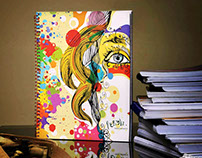 Rebelz - Note Books Design