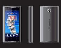 Advance Smartphone Concept – Screen Wrap
