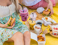 Hesburger summer picnic