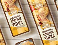 Hastel Yufka Ambalaj Tasarımı Package Design