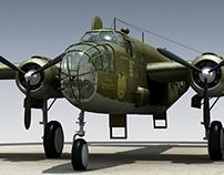 """B-25D 42-87367 """"Arizona Wild Cat"""""""