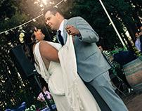 Jacqueline + Tony / Wedding