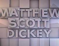 Matthew Dickey 2016 Reel