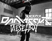 MKI X Damascus X Dieselboy