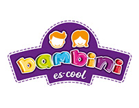 Logotype for Bambini es -cool / Panamá