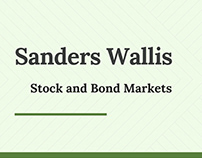 Sanders Wallis: Stock and Bond Markets