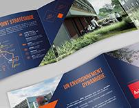 Hub de Marcq - Immobilier Plaquette commerciale