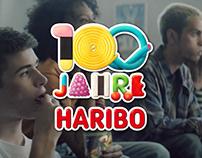 Haribo 100 Jahre Keyvisual & TV
