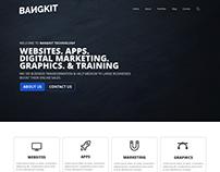 WIP - Redesign Bangkit Website