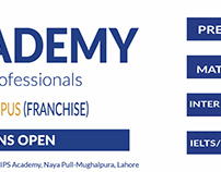 Academy-FASCIA/Banner