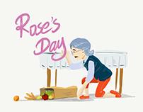 Ericsson - Rose's Day