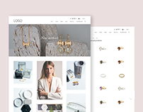 Jewellery Ecommerce Theme