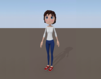 3D | Character Animation