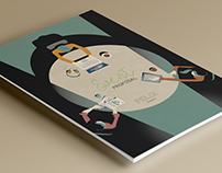 Illustrations for Felix Hotel Sydney