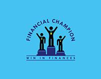 Financial Champion Logo Design