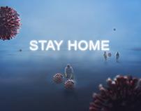 corona virus #stay home