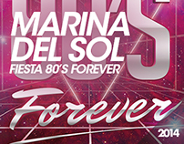 MdS - Fiesta 80's Forever