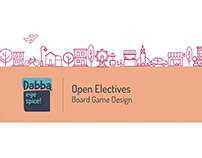 Dabba Eye Spice - Board Game Design