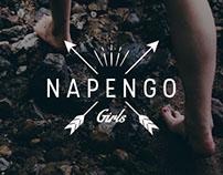 Logo design for Design Studio - Napengo Girls