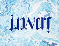 Invert ambigram