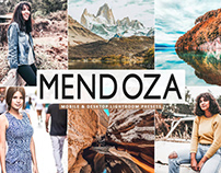 Free Mendoza Mobile & Desktop Lightroom Presets