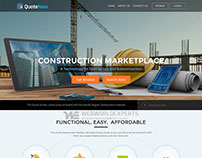 QuoteNow - Web Portal Development