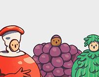 Fruit Spots