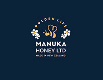Golden Life Manuka Honey