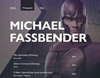 Michael Fassbender Promo