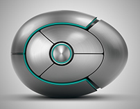 Sci-Fi Egg