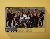Wojtek Potaszkin Dance Academy Website Proposal