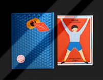Brochure for children (ITP) — Editorial Design