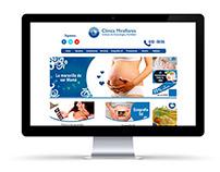 Clínica Miraflores - Diseño Web